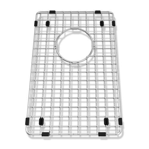 Grid Inch Bottom 1 (American Standard 791565#202070A Prevoir Bottom Grid 10-Inch x 15-Inch Kitchen Sink Rack, Stainless Steel)
