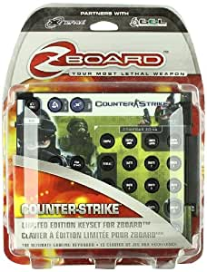 Import Europe - Zboard Counter Strike Extension (PC)