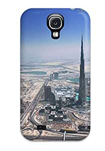 [UMBBeXf2691TmuaF]premium Phone Case For Galaxy S4/ Dubai City Tpu Case Cover