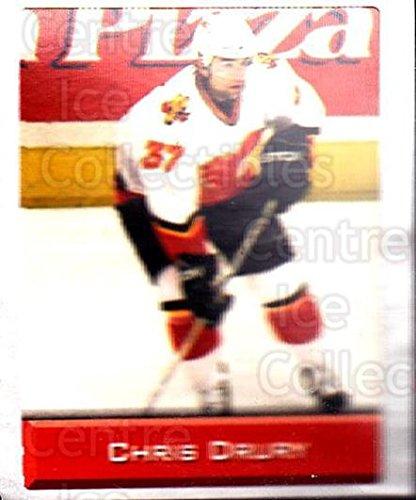 - (CI) Chris Drury Hockey Card 2003 NHL Stickers Collection 165 Chris Drury