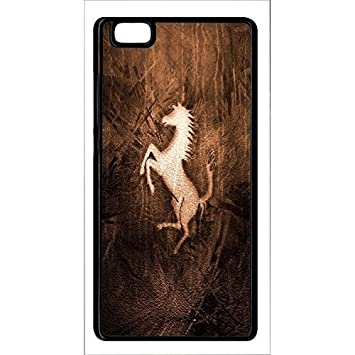 coque huawei p8 cheval