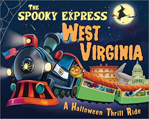 The Spooky Express West -