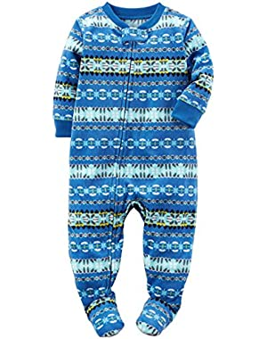 Carter's Patterned Footie (Baby/Toddler)