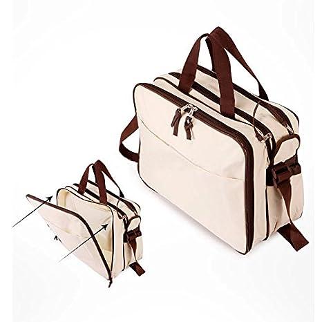 Amazon.com : Bolsa termica classic diaper bag large capacity ...