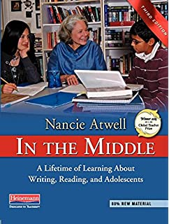Amazon lessons that change writers lessons with electronic in the middle third edition a lifetime of learning about writing reading fandeluxe Image collections