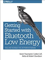Getting Started with Bluetooth Low Energy Front Cover