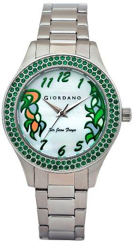 Giordano Analog White Dial Women's Watch 2586-11