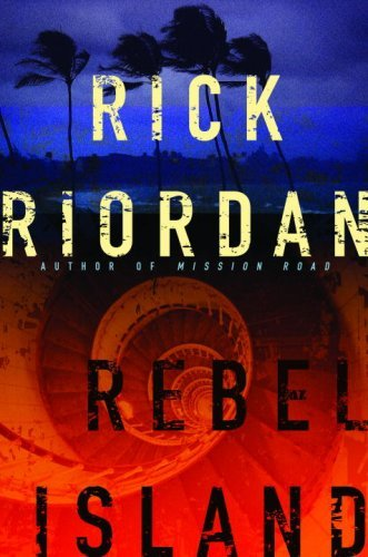 Rebel Island (Tres Navarre Book 7) cover