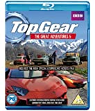 Top Gear - The Great Adventures 5 [Blu-ray]