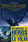 Percy Jackson, Tome 3 : Le sort du titan par Riordan