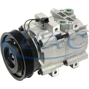 Universal aire acondicionado co10549sc nuevo a/c compresor con embrague: Amazon.es: Coche y moto