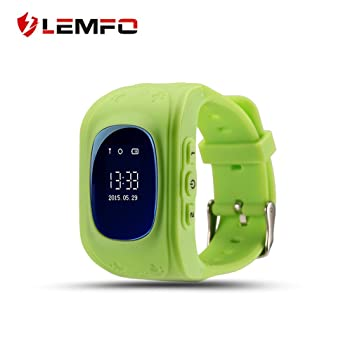 maistore Smartwatch Q50 GPS Rastreador NIÑOS reloj inteligente anti-lost SOS pulsera Sleep Rastreador OLED reloj de pulsera para niños niñas: Amazon.es: ...
