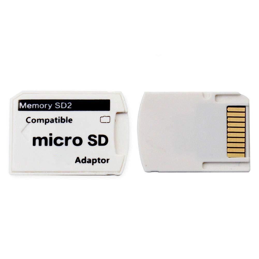 BeonJFx Adaptador Micro SD para SD2VITA PSVSD PSVita TF ...