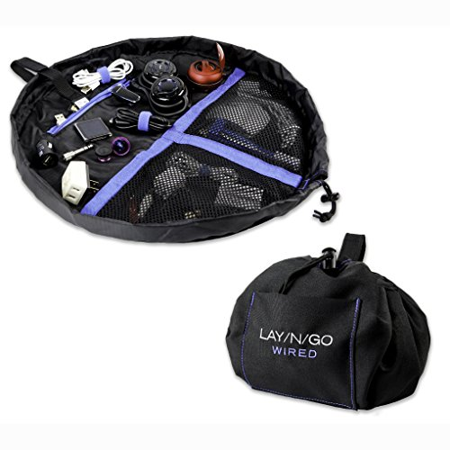 """Price comparison product image Lay-n-Go Wired (19"""") Tech Bag"""