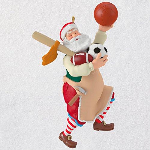 Basketball Christmas Holiday Ornament - 5
