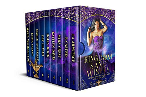 - Kingdom of Sand and Wishes: A limited edition of Aladdin retellings