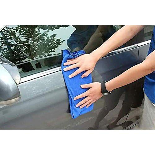 Yugee/®Lot de 2pcs Etanche Gant de Chenille pour Lavage de Voiture Maison Gant Nettoyage Chiffon Voiture Gant en Microfibre Chenille Voiture