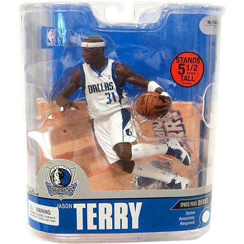 Dallas Mavericks Nba Series - McFarlane: NBA Series 13 - Jason Terry for Dallas Mavericks
