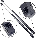 Scitoo 2 Pcs Rear Window Glass Lift Supports Struts Shocks Charged Gas for 2007-2013 Ford Expedition, Lincoln Navigator
