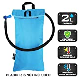 FREEMOVE Cooler Bag & Protective Sleeve for 2L or 3L Hydration Water Bladder | KEEPS WATER COOL & PROTECTS THE BLADDER | Lightweight & Water Resistant | Fits to all Backpacks | BLADDER IS NOT INCLUDED