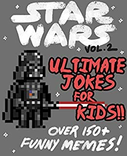 memes, memes for kids, star wars kids books, star wars jokes, star