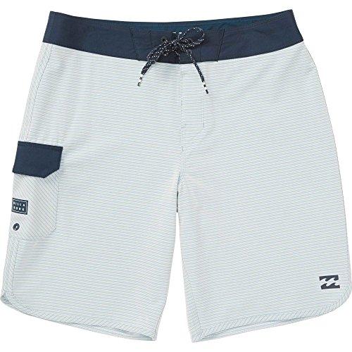 Billabong Boardshorts - Billabong Men's 73 X Boardshort, Harbor Blue, 36