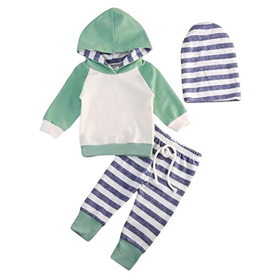 20ab9a949 Amazon.com  YDuoDuo 0-24M Baby Boys Girls Newborn Toddler Fall ...