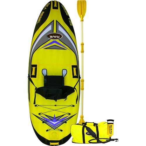 RAVE SPORTS 02365 / Rave Sea Rebel Inflatable Kayak