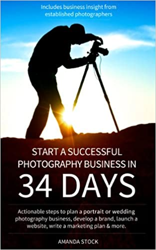 Amanda Stock´s excellent book on how to be a photographer