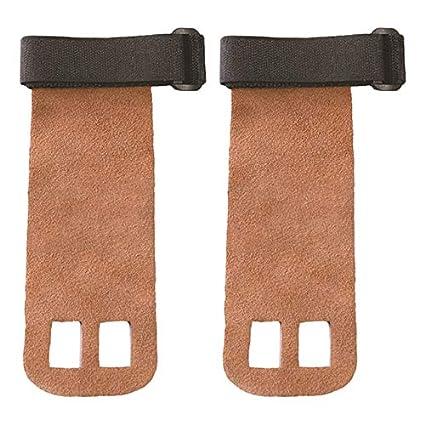 3a88d6c71e04 Pinkdose® 1 Pair S M L Hand Grip Synthetic Pu Crossfit Gymnastics Guard  Palm Protectors Pull Up
