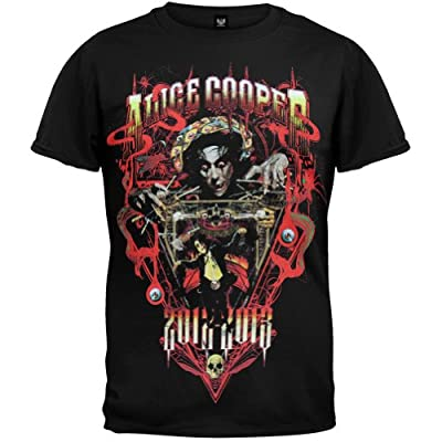Alice Cooper - Puppet Master Tour T-shirt