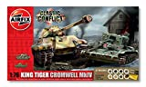 Airfix - AI50142 - Maquette - Classic Conflict Cromwell / King Tiger