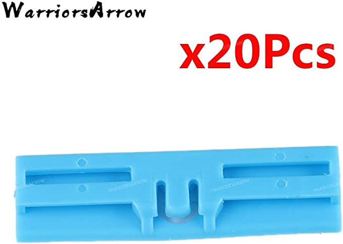 10Pcs Or 20Pcs Or 30Pcs Windshield Moulding Clips For LEXUS GX460 2010-2016 IS F 2008-2014 IS250 IS350 2006-2013 75545-53011 - - Amazon.com