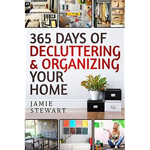 Diy book amazon 365 days of decluttering and organizing your home diy household hacks diy declutter and organize diy projects diy crafts diy books diy cookbook do it solutioingenieria Gallery