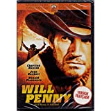 Will Penny, le solitaire - Will Penny (English/French) 1968 (Widescreen) Cover Bilingue