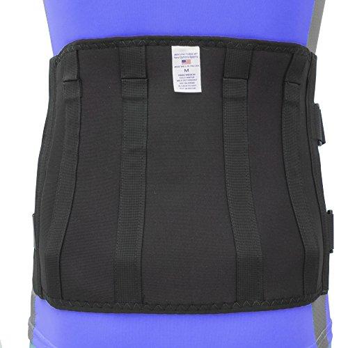 Lumbosacral Orthosis - Bariatric Lumbar Support Lumbosacral Corset Orthosis Back Brace (2X-Large)