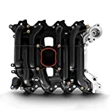 #6: 615-178 Replacement Upper Intake Manifold w/Gaskets Thermostat For Ford Lincoln Mercury 4.6L