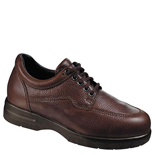 Trok Schoenen Mens Walker Ii Oxford Brown