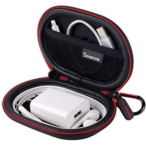 Smatree Multifunctional Storage Case for BeatsX, Powerbeats2, Powerbeats3 Earphones