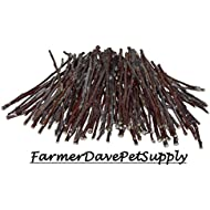 FarmerDavePetSupply 100 Apple Ultra Skinny Chew Twigs for Small Animals