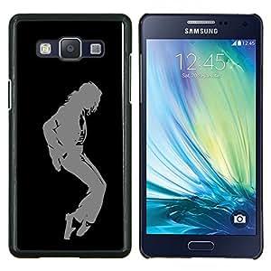 EJOOY---Cubierta de la caja de protección para la piel dura ** Samsung Galaxy A5 A5000 ** --Mueve MJ Danza