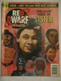 Red Dwarf Smegazine V.2 #4 Aug. 1993 Many Faces of Lister The Man Who Built Starbug
