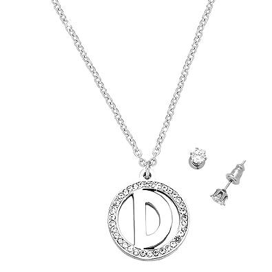 Beloved ❤️ ️Conjunto de collar de mujer de acero ...