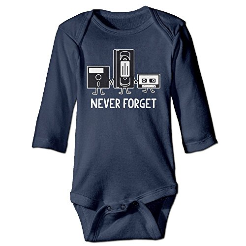 Richard Unisex Toddler Bodysuits Never Forget Funny Retro Guys Gift Idea Music Girls Babysuit Long Sleeve Jumpsuit Sunsuit Outfit 12 Months - Nerd Ideas For Outfit Guys