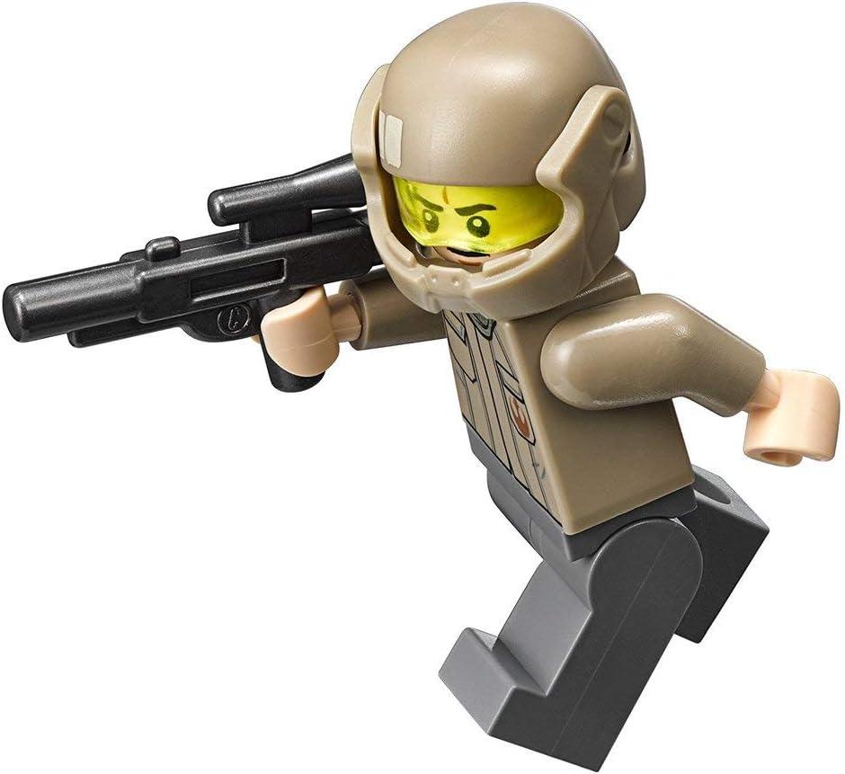 Lego Star Wars Minifigure - Resistance Trooper (Resistance Logo) 75140