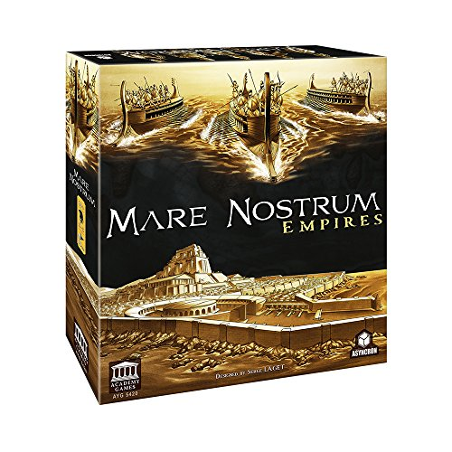 Mare Nostrum - Empires Boardgame