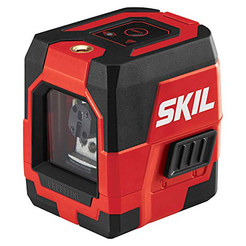SKIL Self-Leveling Red Cross Line Laser - ()