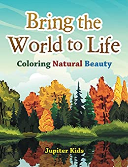 Bring World Life Coloring Natural ebook