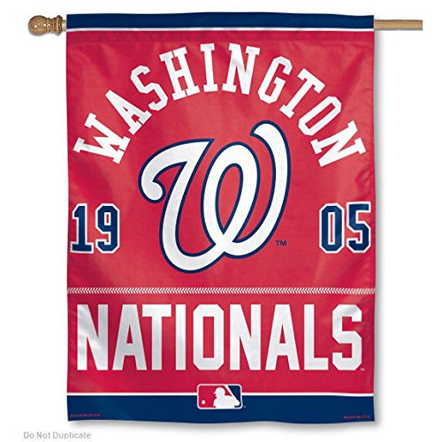 Wincraft MLB Washington Nationals Banner, 27