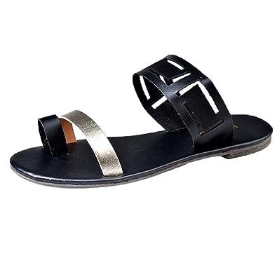 3d2ad7aff Lolittas Summer Beach Gladiator Women Sandals Flip Flops Flat Wedge ...